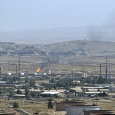 Naft Khaneh – Baghdad Pipeline